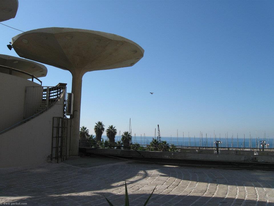 כיכר אתרים, פנינה שהוזנחה (צילמה: שרית פרקול)