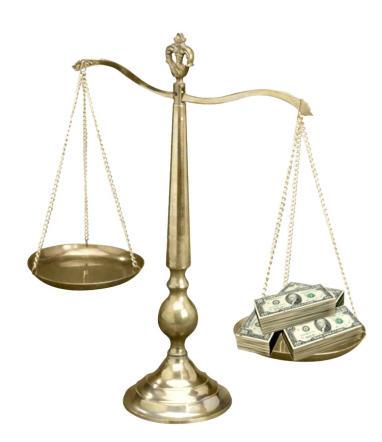 החוק חיסל את הצדק