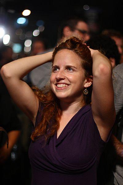מצטרפת למירוץ לכנסת. סתיו שפיר (צילום: ויקימדיה)