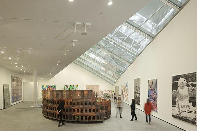 גלריה. צילום: Astrup Fearnley Museeet/Nic Lehoux