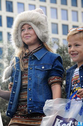 קטנים ומקסימים בבגדי קדס קידס. צילום: יולה זובריצקי