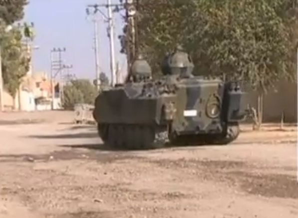 חילופי האש נמשכו גם היום בגבול טורקיה-סוריה
