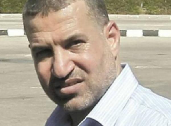 """אחמד ג'עברי (צילום: דובר צה""""ל)"""