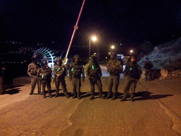 """עימות ביצהר: מתנחלים תקפו את המשטרה וצה""""ל"""