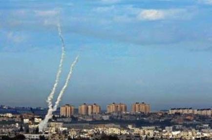 מטח רקטות לעבר ישראל. שני גראדים נורו לאשדוד