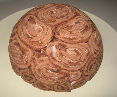 ממטבחה של אמא: עוגת גלידה עגלגלה וקלה להכנה