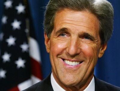 ראשון בשורת מינויים. מזכיר המדינה החדש, ג'ון קרי (מקור תמונה: ויקימדיה).