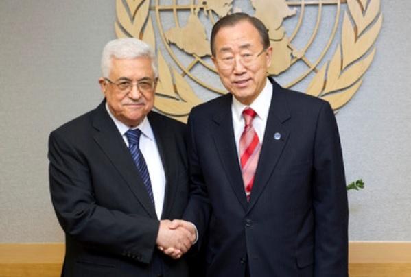 """רוב הישראלים תומכים בחידוש המו""""מ לאחר החלטת עצרת האו""""ם (צילום: אתר האו""""ם, מארק גרטן)"""