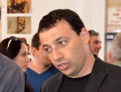 ראש בראש עם נתניהו. רביב דרוקר (צילום: רפי מיכאלי)