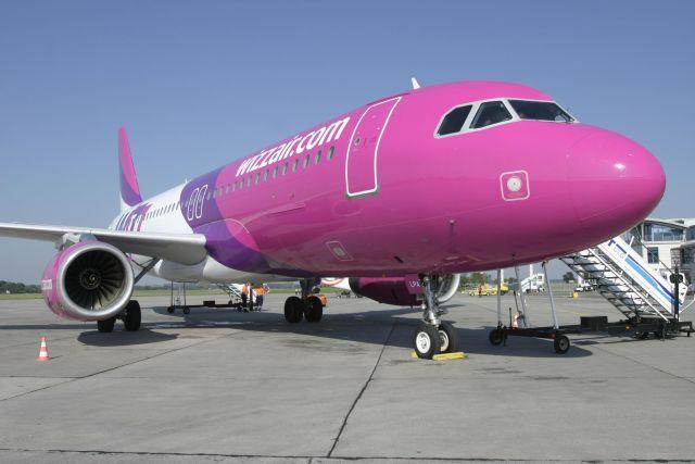 wizz air - חברת התעופה המובילה בהונגריה