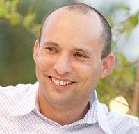 שר הכלכלה נפתלי בנט. חשיבות משמעותית מאוד עבור ישראל