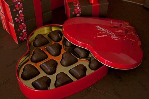 מארז שוקולד דסקלידס. צילום: מירה-בל גזית