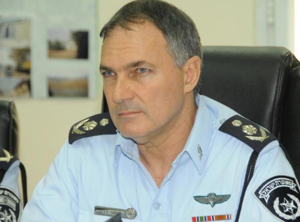 דנינו (צילום: משטרת ישראל)