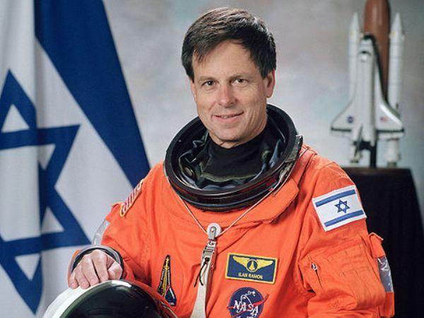 אילן רמון - האסטרונאוט הישראלי הראשון (צילום: ויקיפדיה)