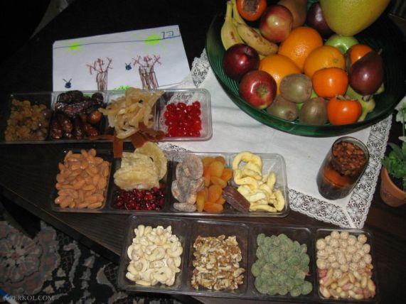 פירות יבשים, קלוריות וסיכונים