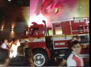 אסון כבד בברזיל