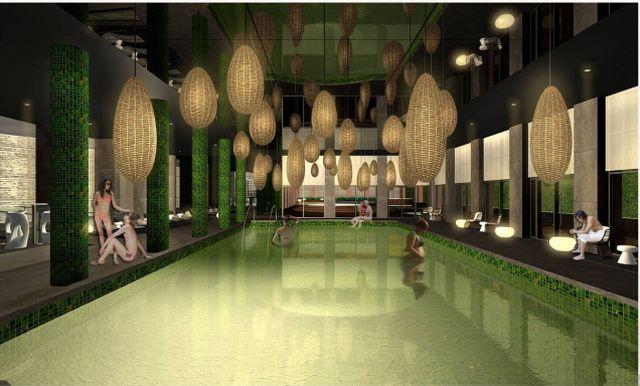 בריכה פנימית וספא במלון כרמים בקרית ענבים של ישרוטל שייפתח בקרוב. בכמה כוכבים יעוטר?