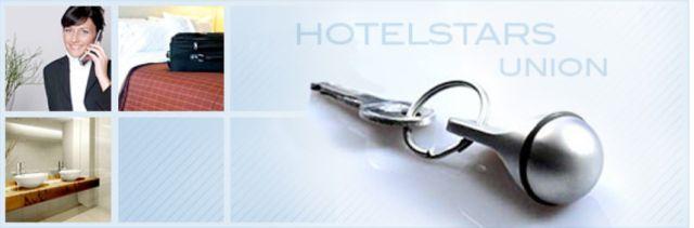 הוטלסטארס האירופי. על פיו נקבעו אמות המידה לדירוג המלונות בישראל