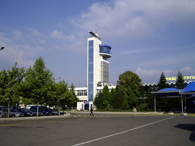 שדה התעופה בבורגס. כאן בוצע הפיגוע (צילום: ויקיפדיה)