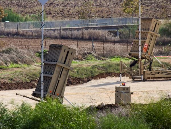 כיפת ברזל תוצב היום בתל אביב