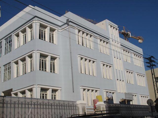 הדמיה של מלון  נורמן שייפתח בסוף השנה ברחוב נחמני בתל אביב. שימור עם מערכות מתקדמות. ( צילום: (הדמיות 3dvision)