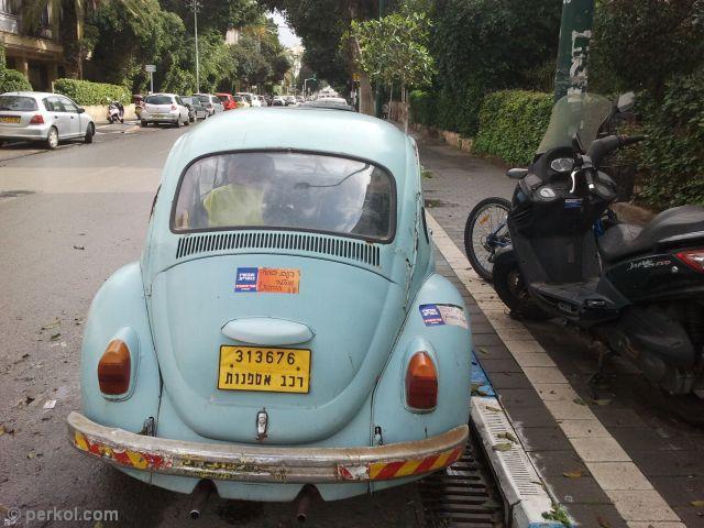 הייתם משאילים את האוטו לאדם זר?