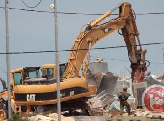 """מהומות בגדה: שני חיילי צה""""ל נפצעו קל בעימות עם פלסטינים"""