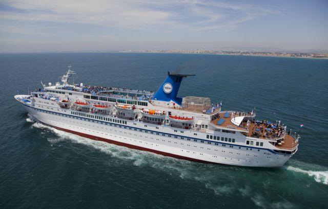 """הגולדן איריס של מנו ספנות. """"כ-70% מהנוסעים הישראלים שלנו הם קהל חוזר, ששב ומפליג מידי שנה"""". (צילום: מנו ספנות)"""