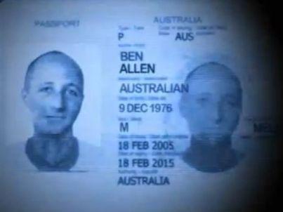 אחת מתעודות הזהות של זיגייר, מתחקיר ABC