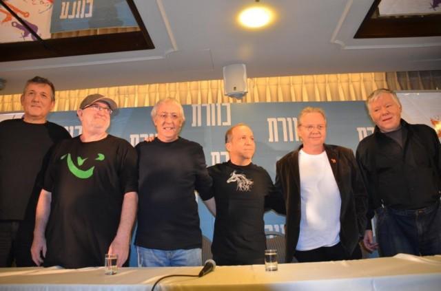 """""""כוורת"""" חוזרת: שבעת המופלאים יופיעו בפסטיבל ישראל"""