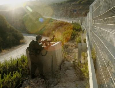 """עימותים וירי חי על כוחות צה""""ל ברצועת עזה"""