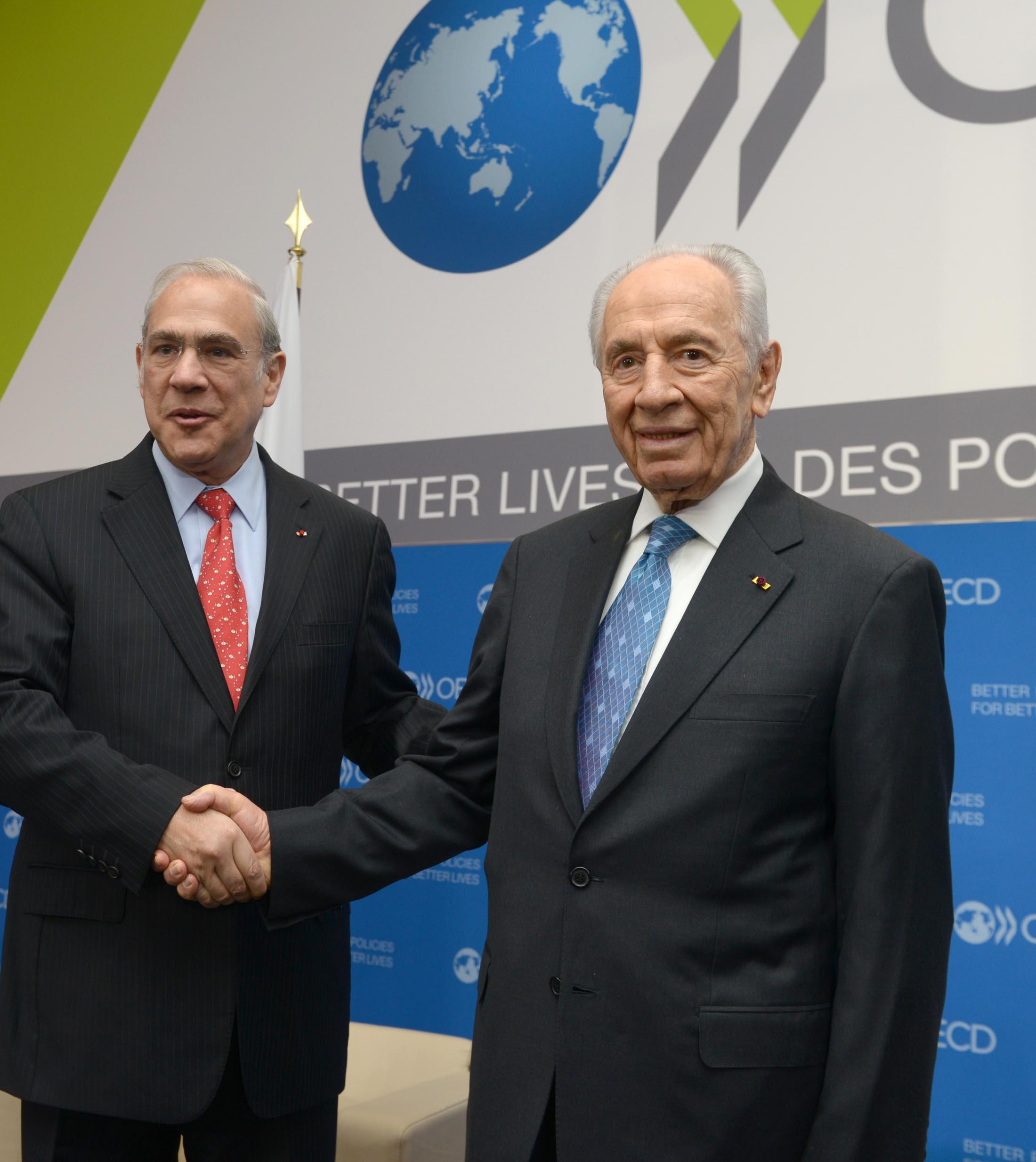 """""""ישראל צומחת בקצב ממוצע של פי שלושה מה-OECD"""""""