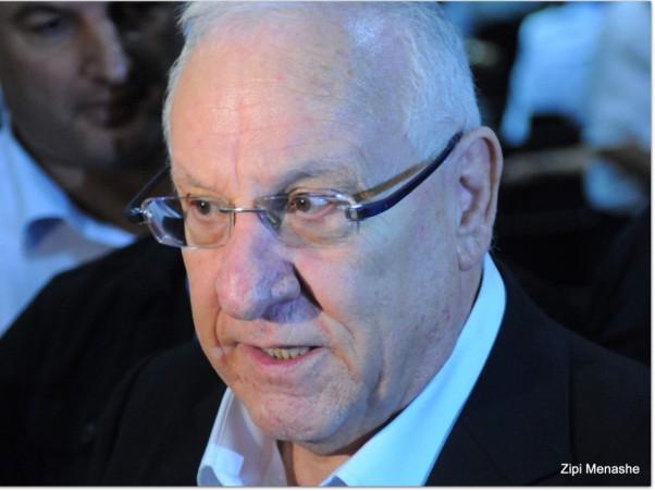 """ריבלין: """"שלושה נשיאים אמריקנים פנו אל העם מעל בימת הכנסת, וכך גם הנשיא סאדאת ומנהיגים מאירופה"""" (צילום: ציפי מנשה)"""