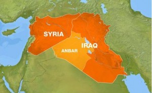 מלחמת האזרחים בסוריה זולגת לעיראק