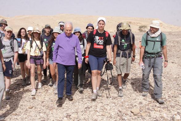 מחר - 20 אלף תלמידים בשביל ישראל