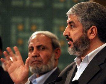 חאלד משעל נבחר בפעם הרביעית לראשות החמאס