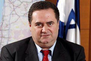 שר התחבורה ישראל כץ.