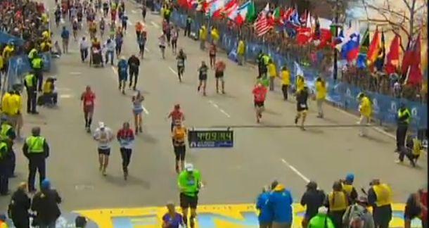 פיגועים בקו הסיום של מרתון בוסטון