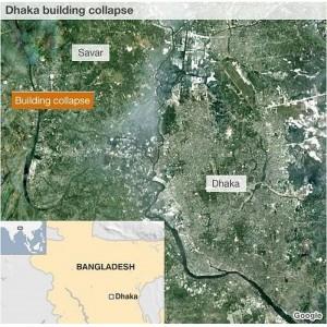 בנגלדש - אזור אסון