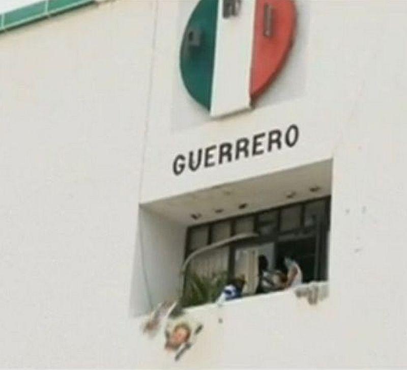 מחאה עממית במקסיקו