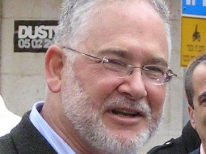 הרב אורי רגב (צילום: ויקימדיה)