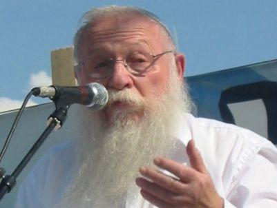 הרב חיים דרוקמן - ראש מערך הגיור הממלכתי וחתן פרס ישראל  (צילום : ויקימדיה)