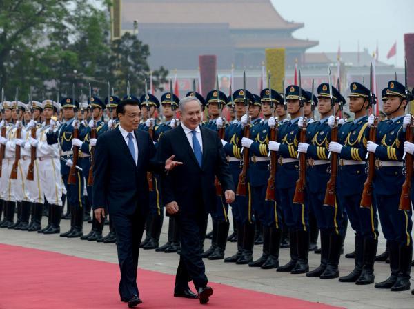 נתניהו יעמוד בראש ועדת שרים מיוחדת לסחר עם סין