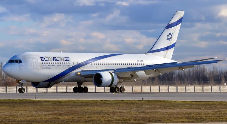 בואינג 767-200ER של אל על