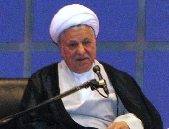 שמעון פרס האיראני? נשיא איראן לשעבר, אכבר האשמי רפסנג'אני (צילום: Mesgary/ויקימדיה)