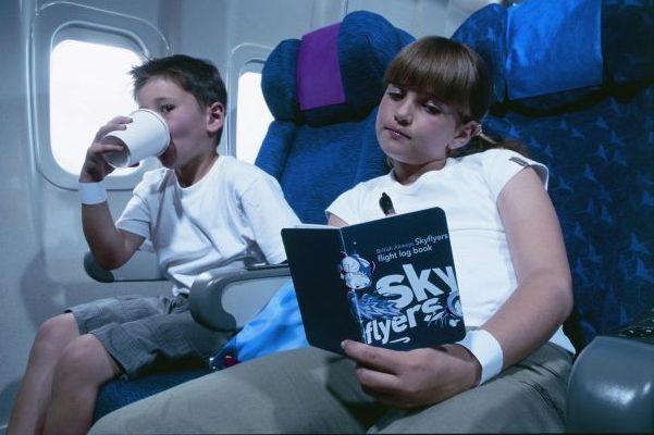 בריטיש איירווייס. כיצד להנעים את הטיסה עם הילדים. צילום: בריטיש איירווייס