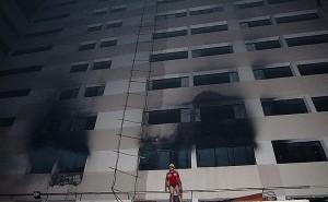 אסון נוסף במפעל טקסטיל בבנגלדש