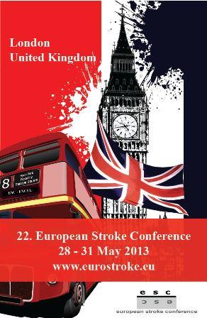 הכנס האירופי לשבץ מוחי בלונדון