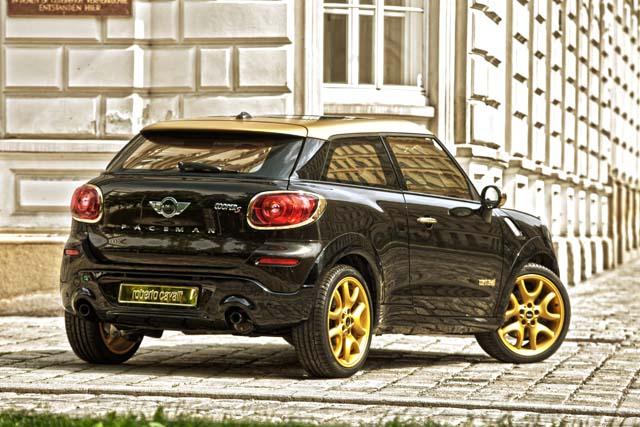 """Life Ball MINI 2013"" בוינה. צילום באדיבות BMW GROUP"