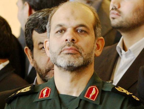 """התקיפה אושרה על ידי ארה""""ב. שר ההגנה האיראני אמד ואחידי (צילום: אל מנאר)"""